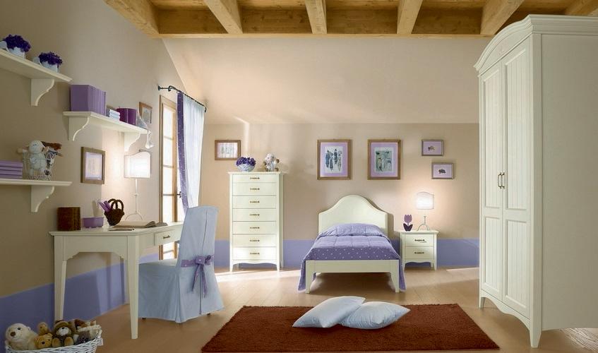 Camere per ragazzi arredamenti beneventi sestola modena for Camere per bambini design