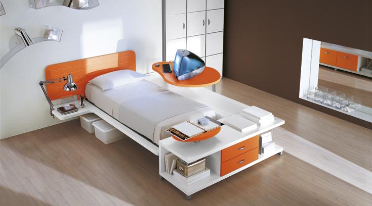 Camere per ragazzi arredamenti beneventi sestola modena for Arredamenti per camere