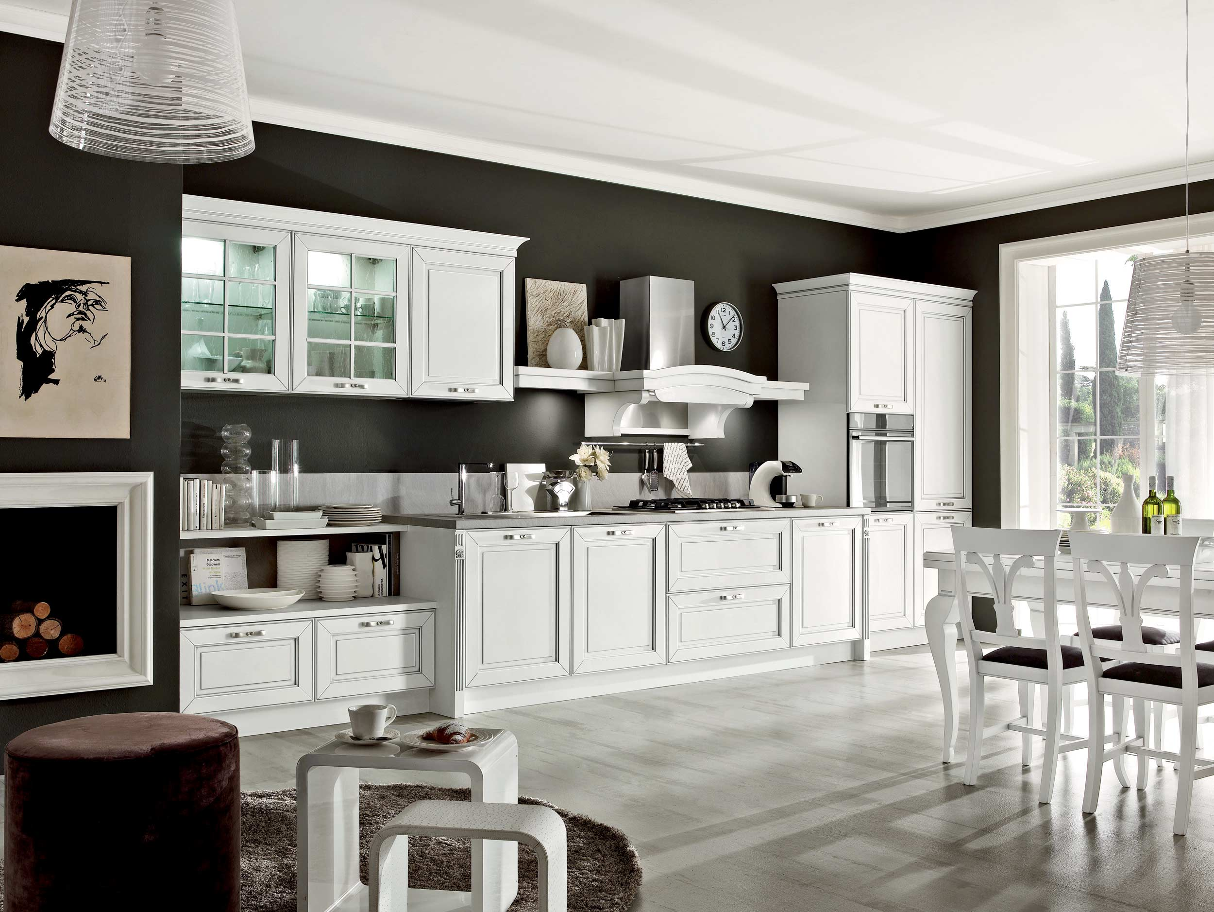 Awesome Cucina Stile Barocco Contemporary - Acomo.us - acomo.us