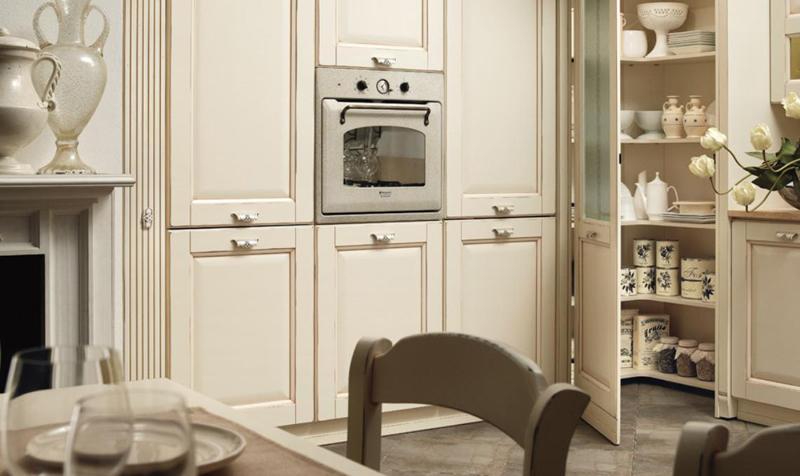 Banquette vintage ispirazioni - Cucine con angolo dispensa ...