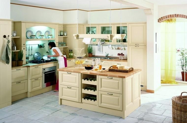 Cucina country in muratura finest cucina country finta - Callesella cucine prezzi ...